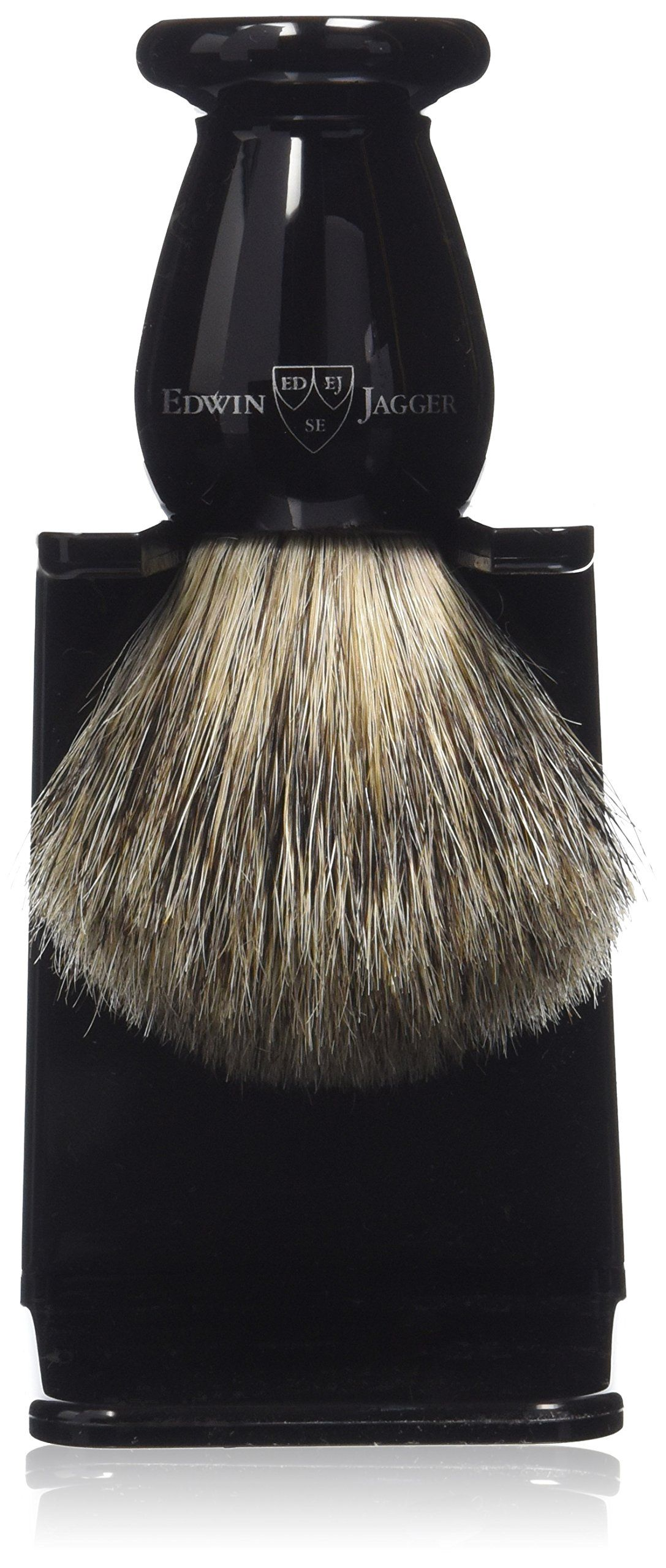 Photo of Edwin Jagger – Shaving brush with pure badger bristles, …