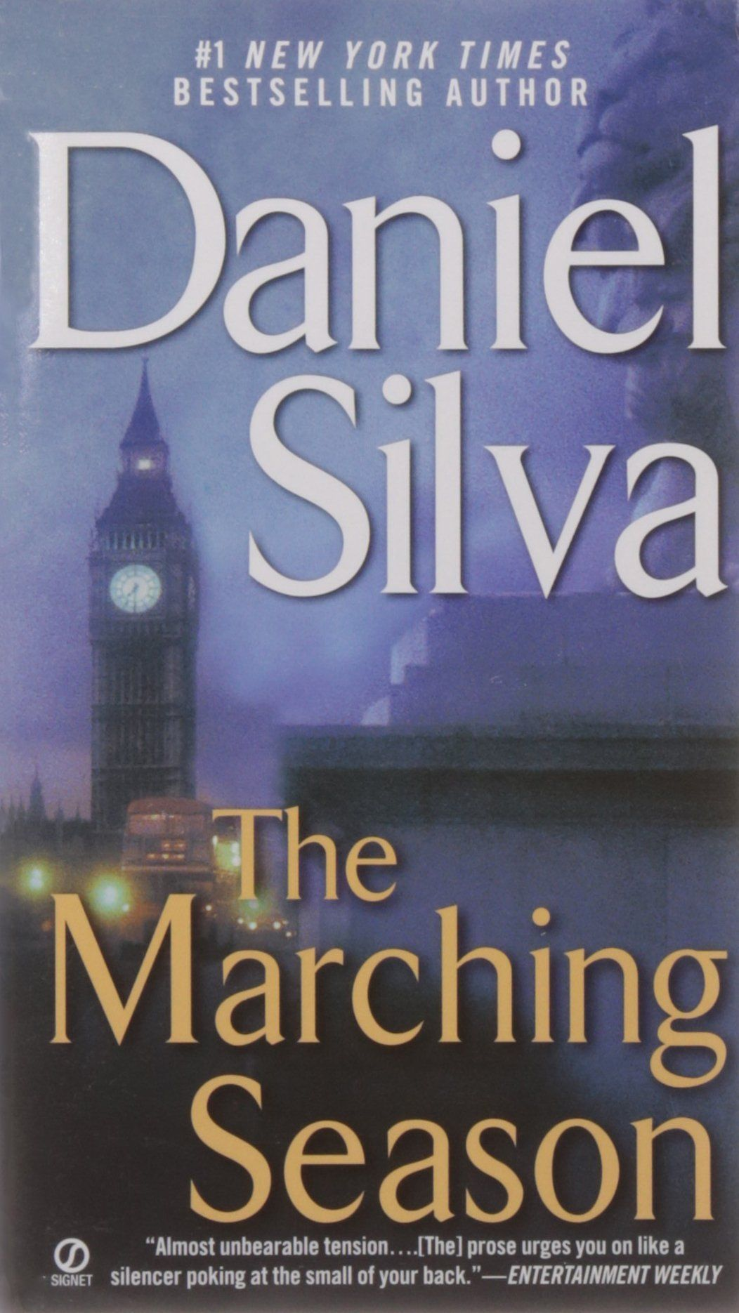 what is the order of gabriel allon books