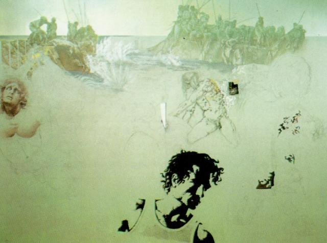 Tuna Fishing (advanced State), 1967 by Salvador Dali. Surrealism ...