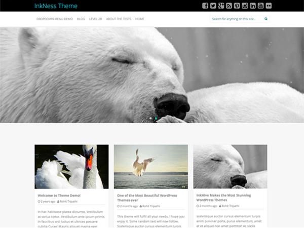 bootstrap 3 wordpress theme, wordpress themes bootstrap responsive ...