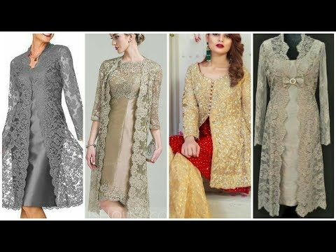 b33e32725fb TOP BEAUTIFUL  STYLISH NET GOWN STYLE OPEN SHIRTS CASUAL WEAR  PARTY WEAR  LATEST COLLECTION - YouTube