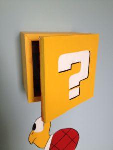 Mario Question Box