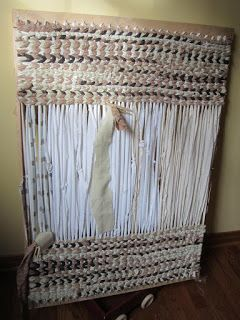 Simply Resourceful How To Make A Rag Rug Great Loom Directions