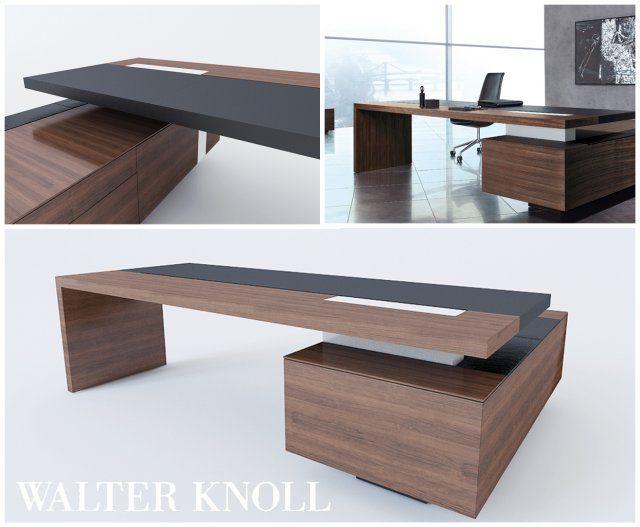 3d model walter knoll ceoo c4d obj 3ds fbx table n. Black Bedroom Furniture Sets. Home Design Ideas