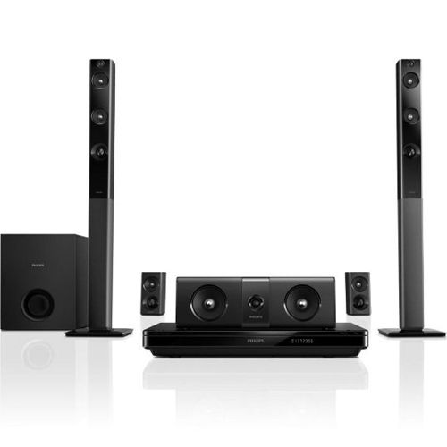 b3737a44c6f Surround yourself with 1000 watt sound and a 3D Blu-Ray Player from Philips