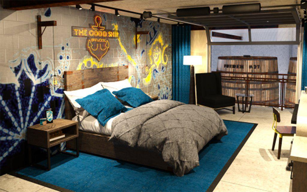 BrewDog Craft Beer Hotel   InsideHook