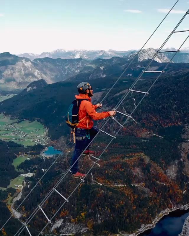 """Würden Sie Österreichs """"Himmelsleiter"""" erklimmen?"""