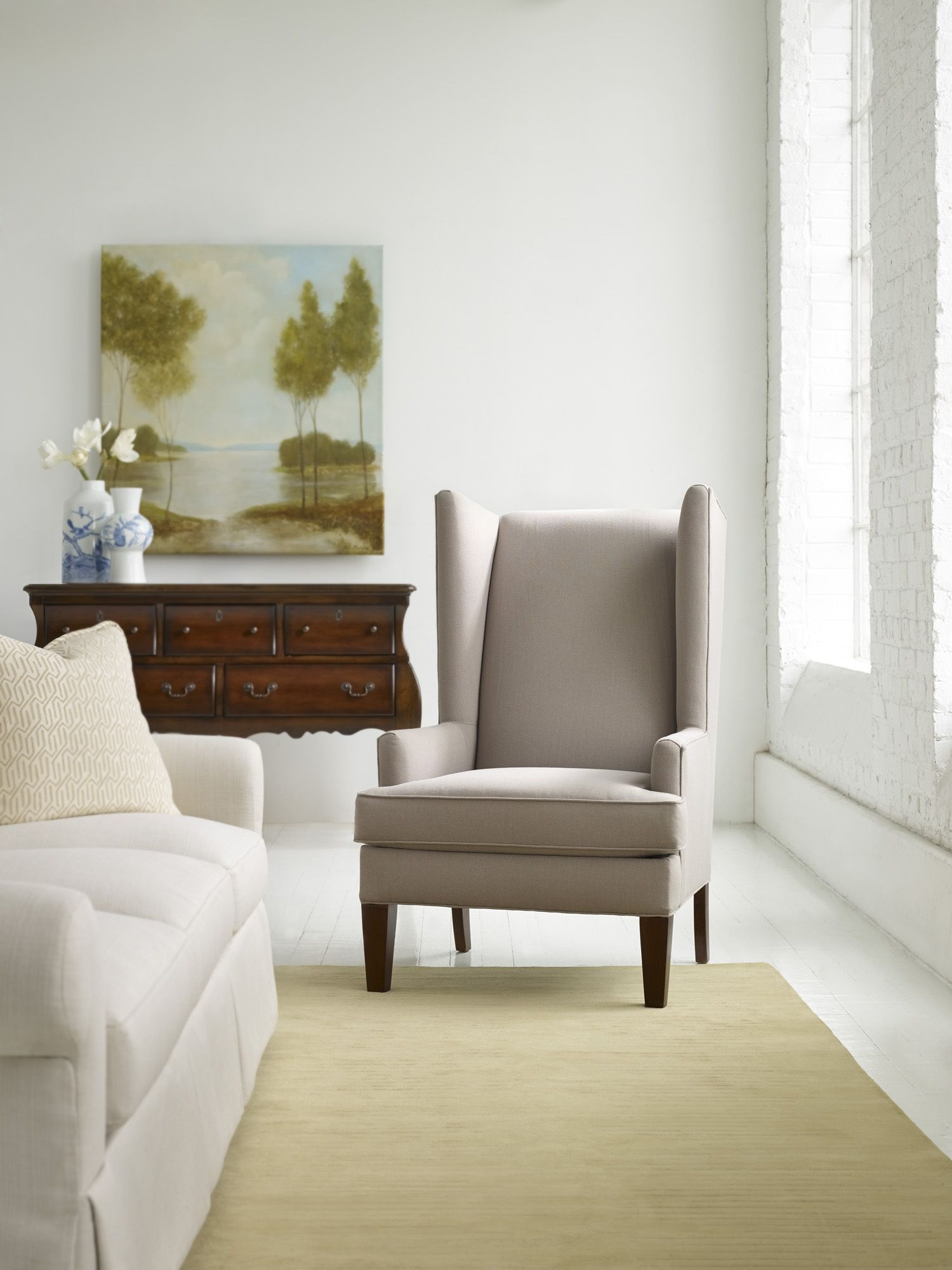 Superb H Contract Furniture | HC9502 Alexander Lounge Chair