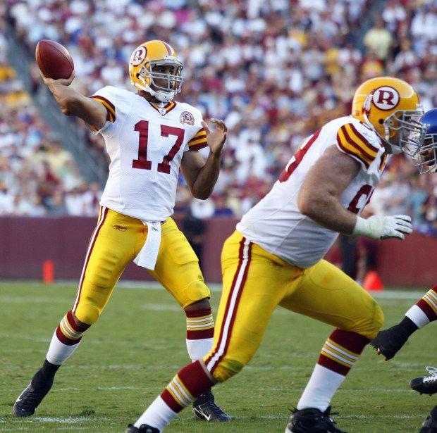 3f94f6c72 Washington Redskins 2007 throwback uniforms
