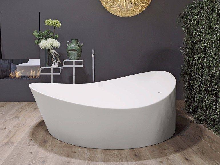 Colombo Bagno ~ Solidea vasca da bagno in marmo di carrara by antonio lupi design