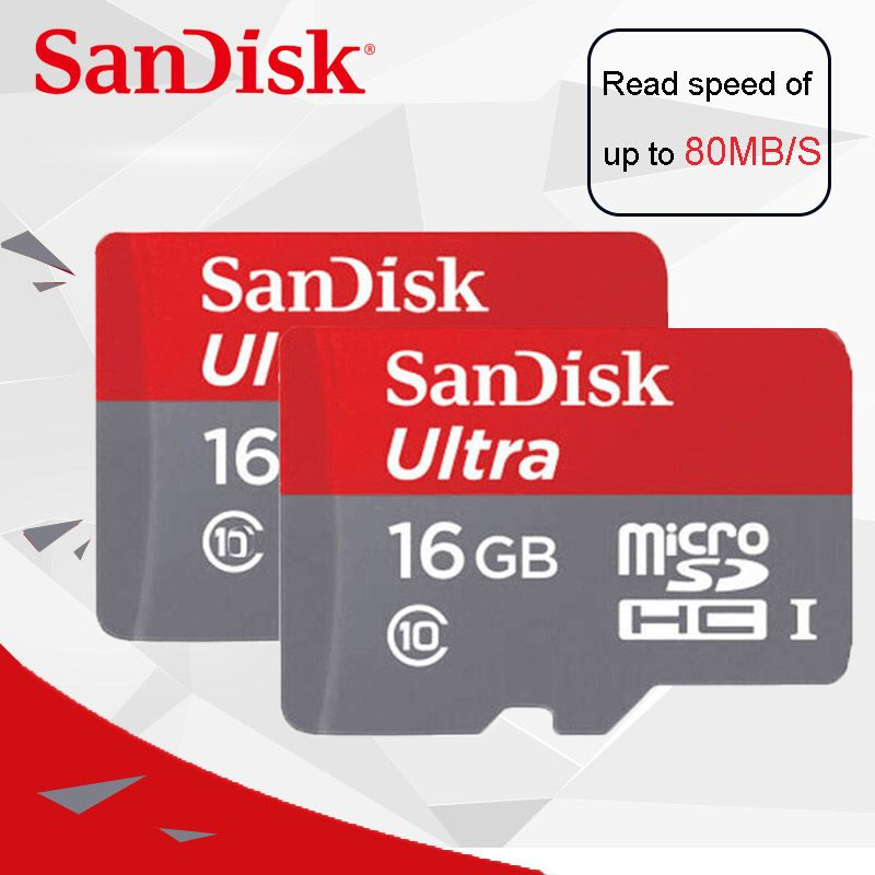 Cheap Memory Card Buy Quality Micro Sd Directly From China Suppliers SanDisk Ultra SD MicroSDHC SDXC UHS I