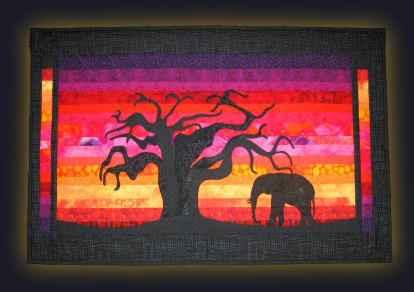 Quilt Gallery 1 - Pippa Moore: Textile Artist / Quiltmaker