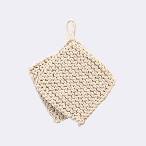 Knitted Pot Holders | shopping: kitchen aid | Pinterest | Kk