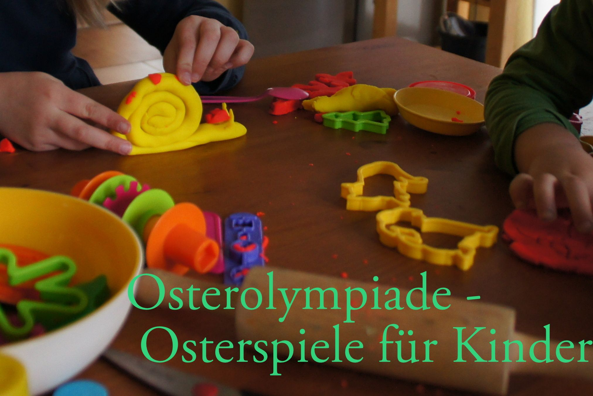 Osterspiele FГјr Kinder