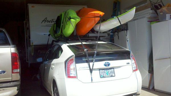Prius V Roof Rack Weight Limit In 2020 Toyota Prius Roof Rack Prius