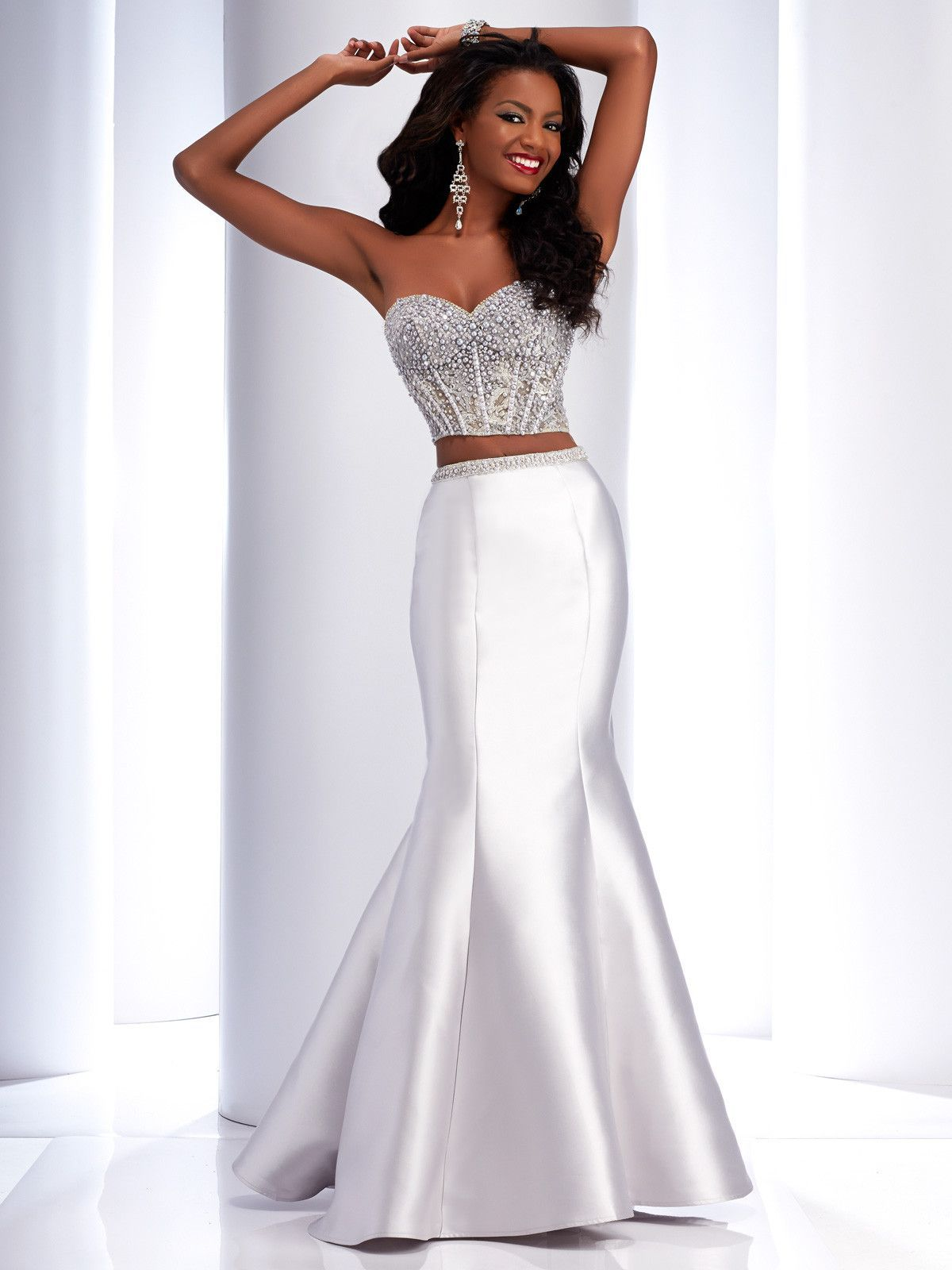 Clarisse 4706 Grey/Silver at Rsvp Prom and Pageant, your source for 2016 Prom and Pageant Dresses!