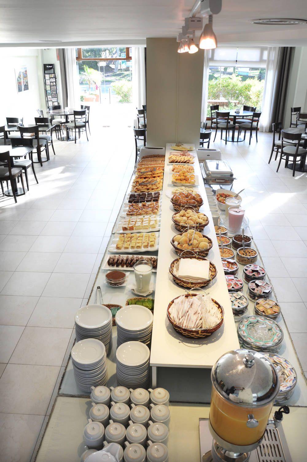 Desayuno Buffet Cafe Da Manha De Hotel Buffet Cafe Da Manha