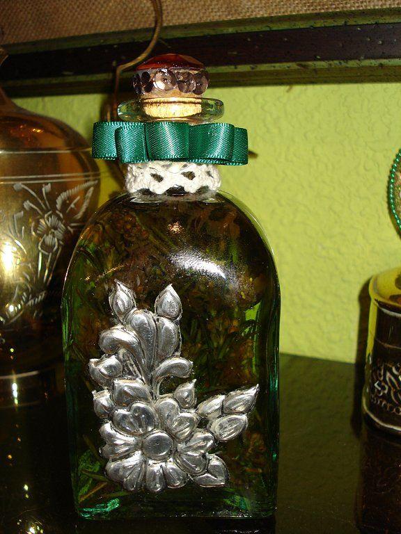 Nuestras botellas decoradas aprender manualidades es botellas frascos y - Botellas decoradas manualidades ...