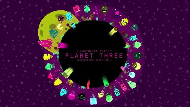 Planet Three by Andy Martin. More at http://www.andymartin.info & http://twitter.com/handymartian