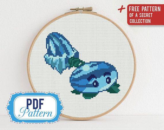 Cross stitch pattern Winter Melon Cross stitch pattern ...