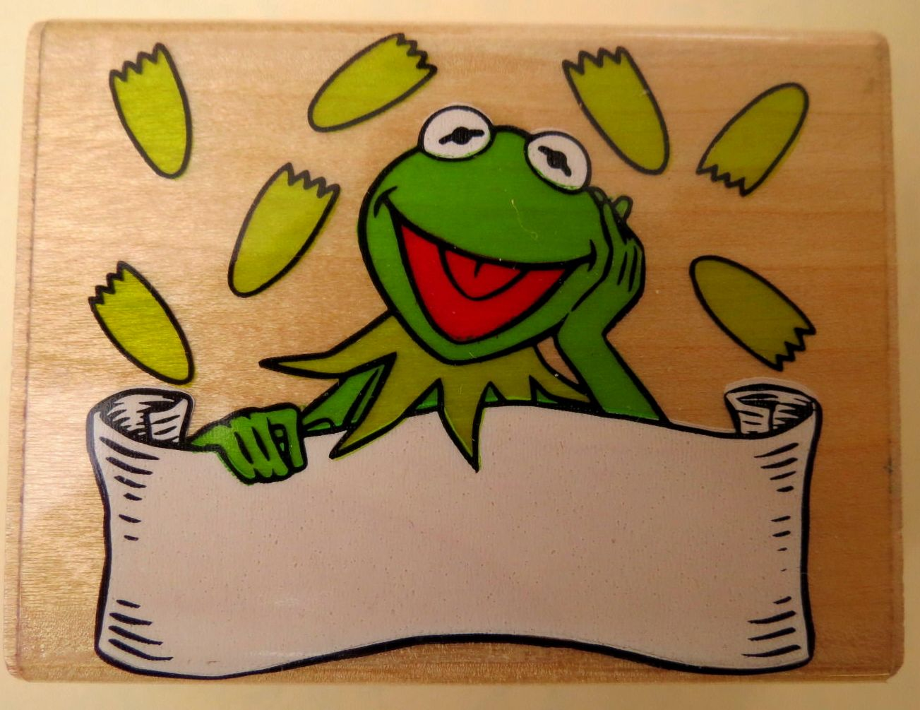 Muppet rubber stamps | kermit | Stamp, Kermit, Kermit the frog
