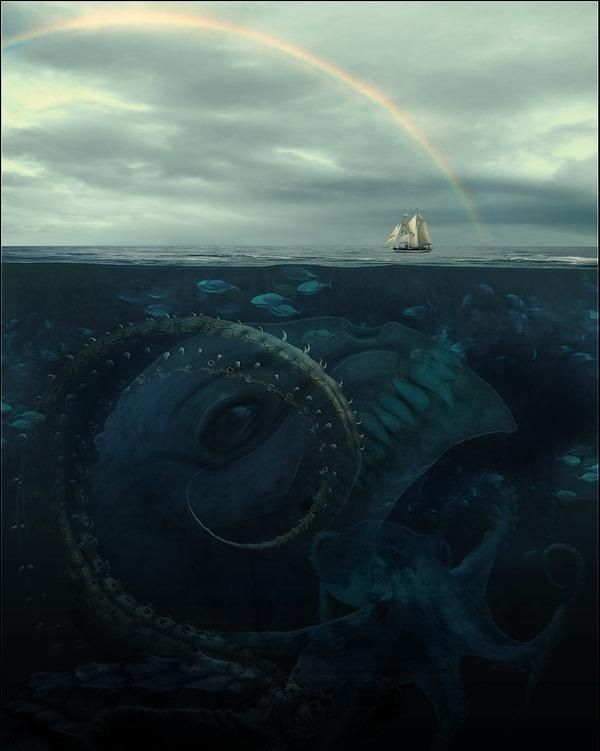 an analysis of societys perception of sea monsters today From krakens to gigantic sea serpents, terrifying monsters of the deep have haunted the imaginations of generations of mariners now experts in marine life claim sea monsters might actually exist.