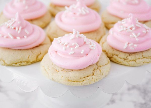 These easy sugar cookies are a favorite in our home! A no-chill recipe made with simple ingredients that comes together quickly! They're so easy, they only take 10 minutes from start to finish. #sugarcookiesfrosting #easysugarcookierecipe #10minutesugarcookies #bestsugarcookierecipe #nochillsugarcookies