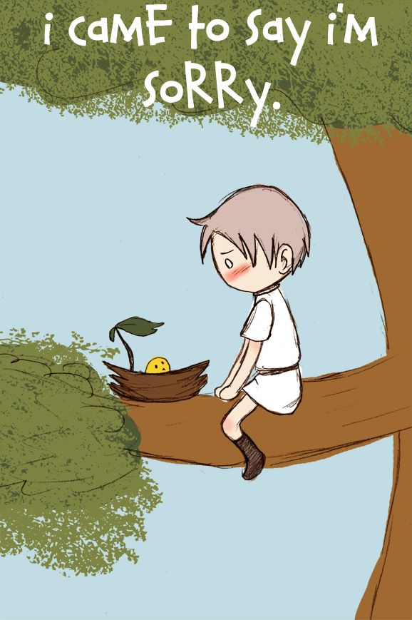 awwwwwwwwwwwww! Chibi Prussia is sooo adorable *looks around to make sure he didn't hear that*