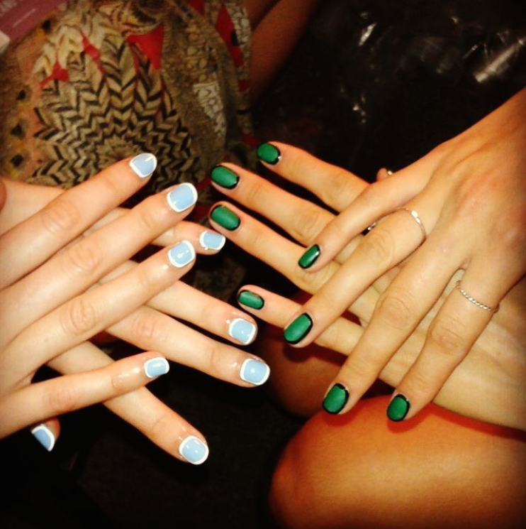 Best Spring Nail Colors 2020.The Best Spring Nail Trends And Colors For 2020 Pedicure