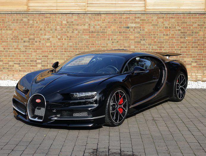 2017 Bugatti Chiron for sale at Romans International | Bugatti Garage |  Pinterest | Roman, Lux cars and Cars