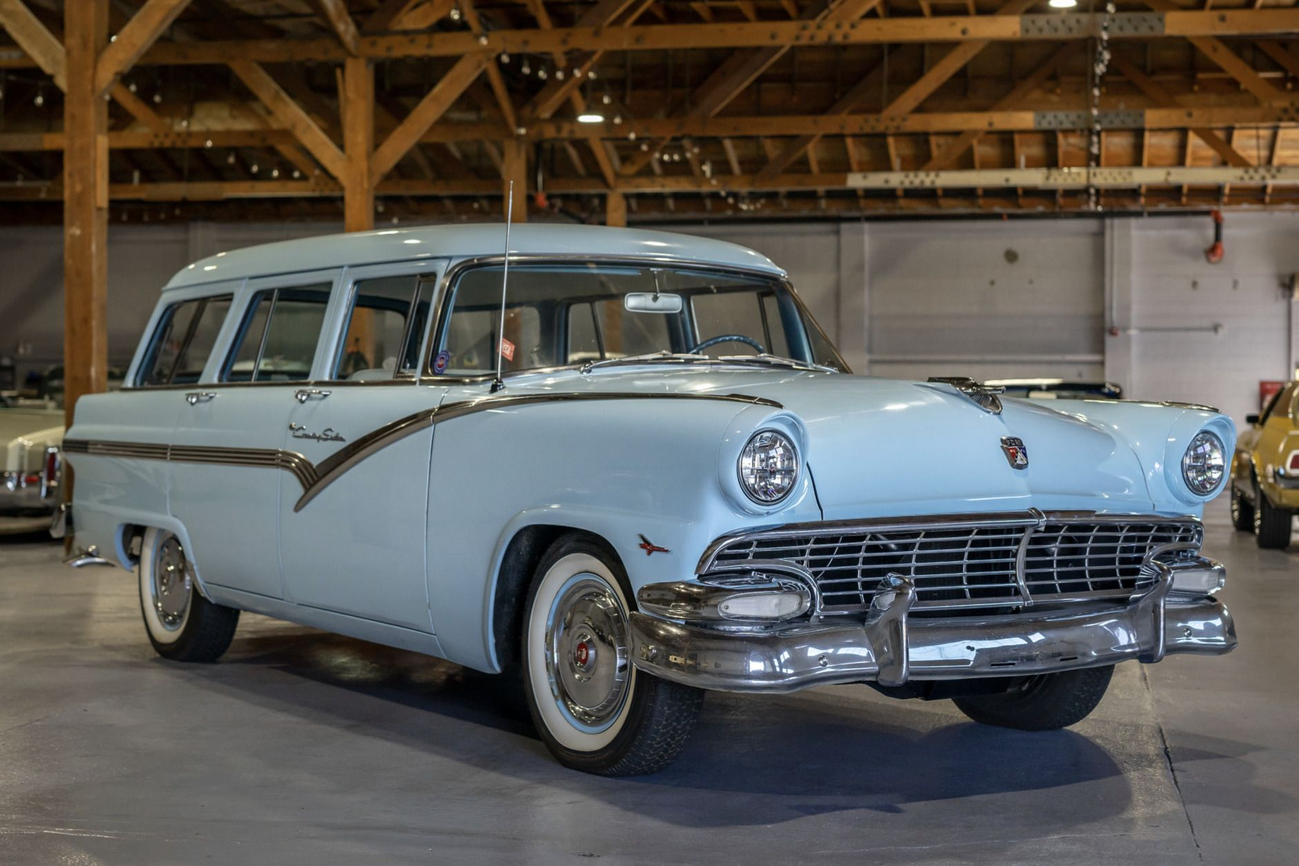 18+ Ford country sedan 1956 trends