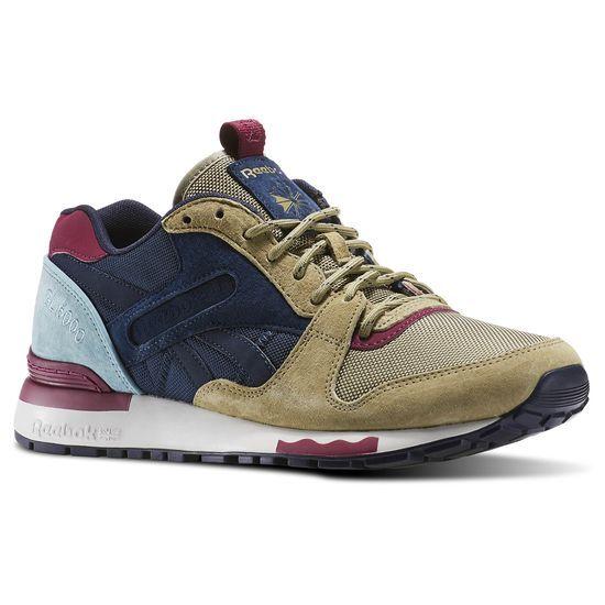 Reebok Gl 6000 Bp Gold Reebok Classic Shoes Reebok