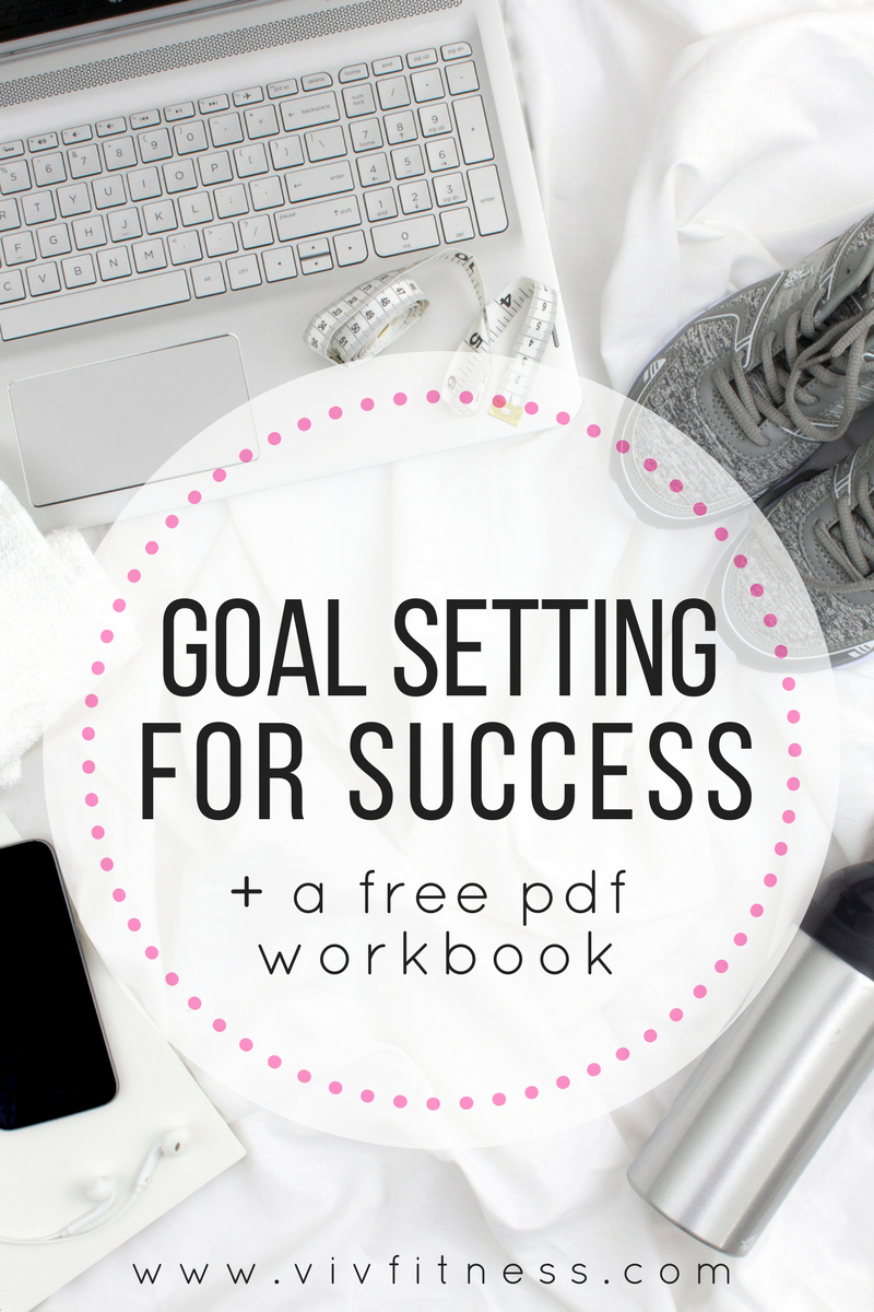Workbooks goals workbook : tips for setting health and fitness goals you WILL accomplish plus ...