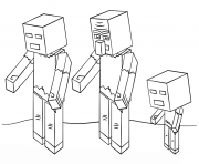 Minecraft Zombies Coloring Minecraft Coloring Pages Cartoon Coloring Pages Coloring Pages
