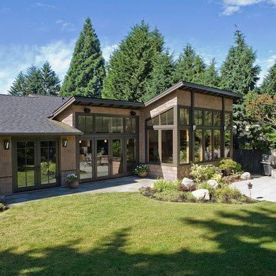 Fachadas de casas r sticas dise os y materiales casas for Disenos de casas de campo rusticas