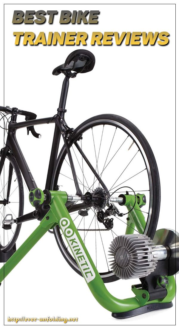 Best Bike Trainer Reviews In 2019 Bike Trainer Indoor Bike