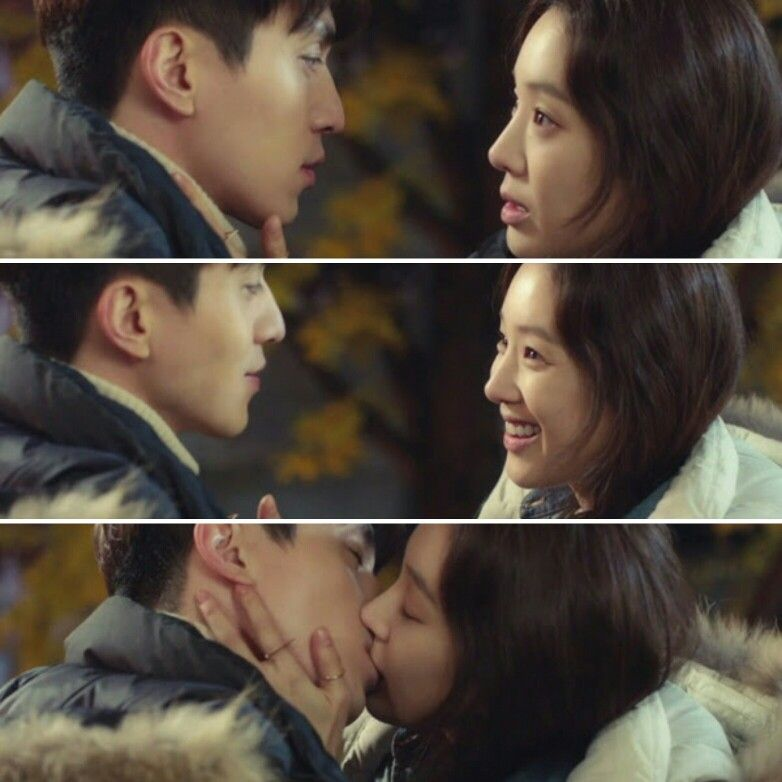 Lee dong wook kiss shin se kyung dating