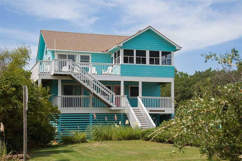 Wh609 The Whalecome Inn Corolla Rentals Village Realty Outer Banks Vacation Rentals Outer Banks Vacation House Rental