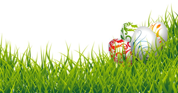 Easter Eggs And Grass Png Clipart Picture Free Clip Art Clip Art Clip Art Borders