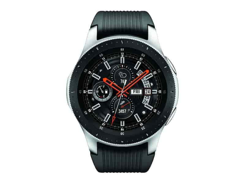Galaxy Watch 46mm Silver 4g Lte Smart Watch Watches For Men Samsung Smart Watch