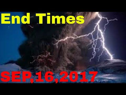 END TIMES SIGNS LATEST EVENTS SEP HURRICANE JOSE TO - Stunning photographs capture epic thunderstorm off the coast of sydney