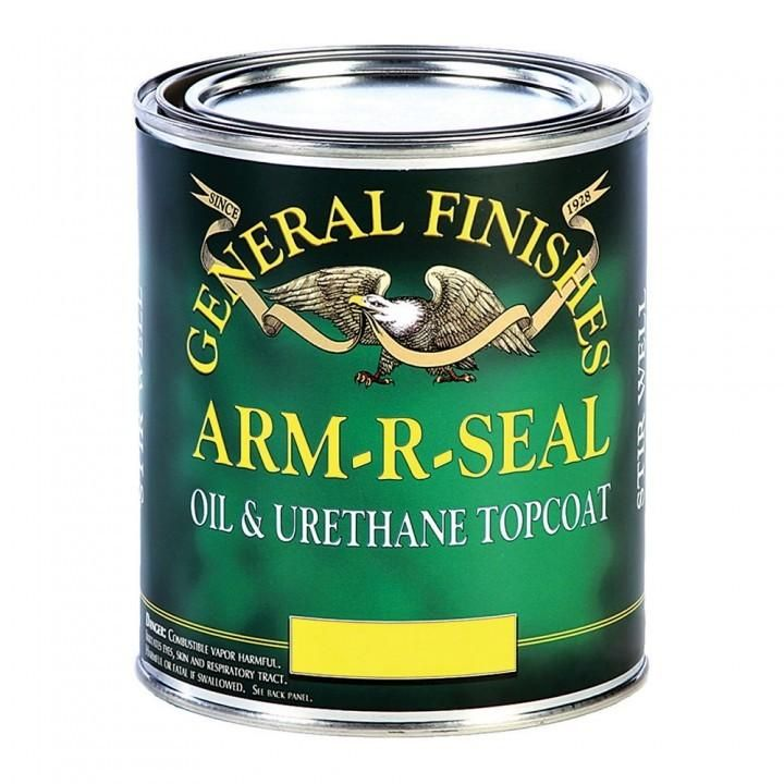 General finishes armrseal urethane top coat satin it