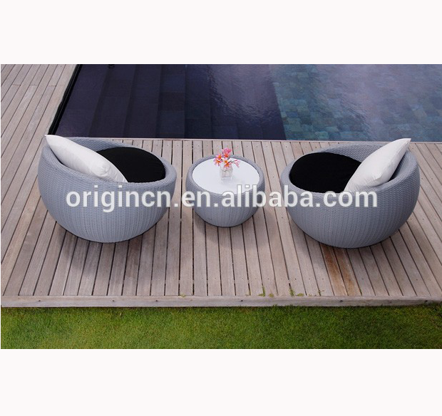 Source 4 Seater Cheap Half Moon Shaped Outdoor Party Sitting
