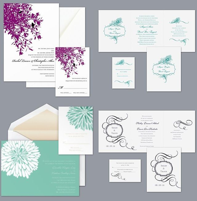 Icanhappy Cheap Wedding Invitations Kits 33 Weddinginvitations