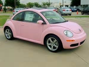 Pink Volkswagen Beetle Wallpaper Car Hd