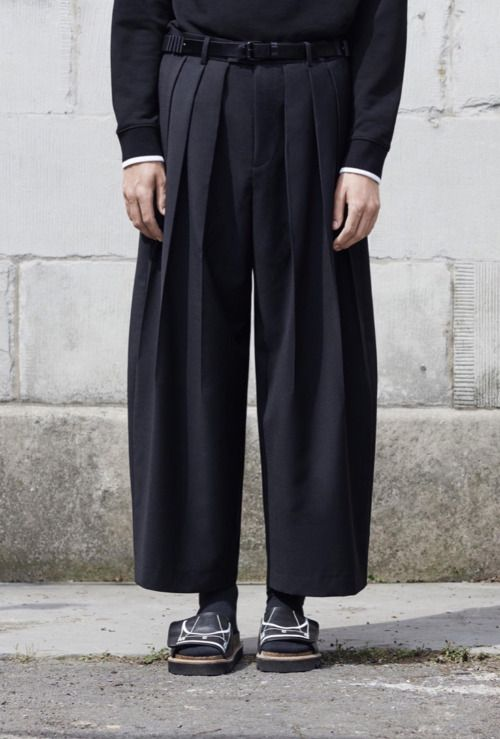 "monsieurcouture:  "" monsieurcouture:  ""McQ S/S 2016 Menswear New York Fashion Week  ""  MONSIEURCOUTURE """