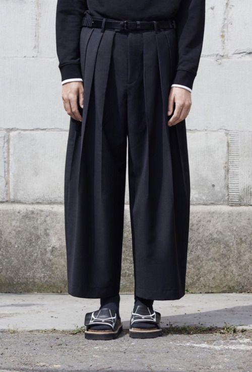 """monsieurcouture:  """" monsieurcouture:  """"McQ S/S 2016 Menswear New York Fashion Week  """"  MONSIEURCOUTURE """""""
