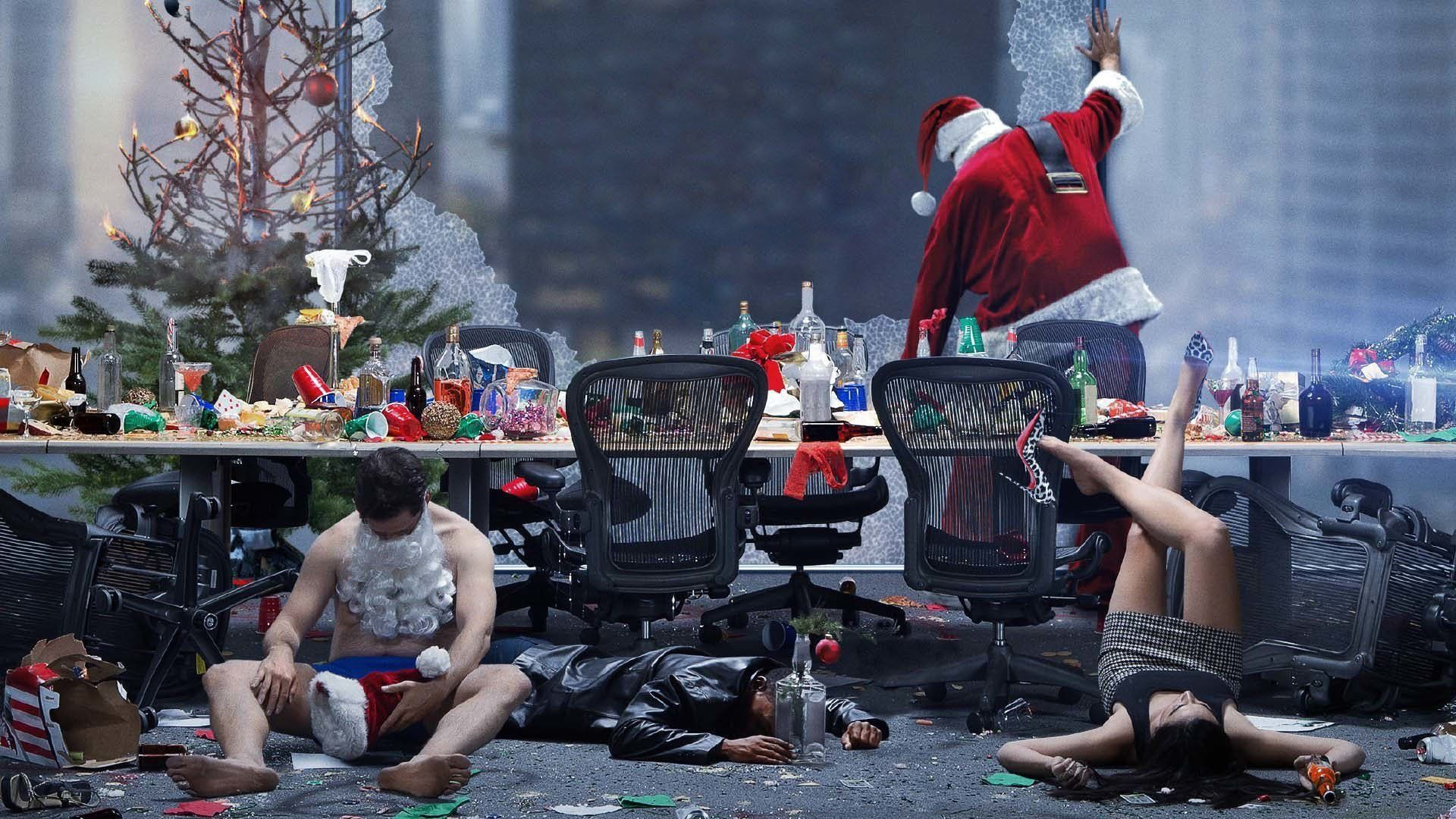 Watch christmas office party free-9525