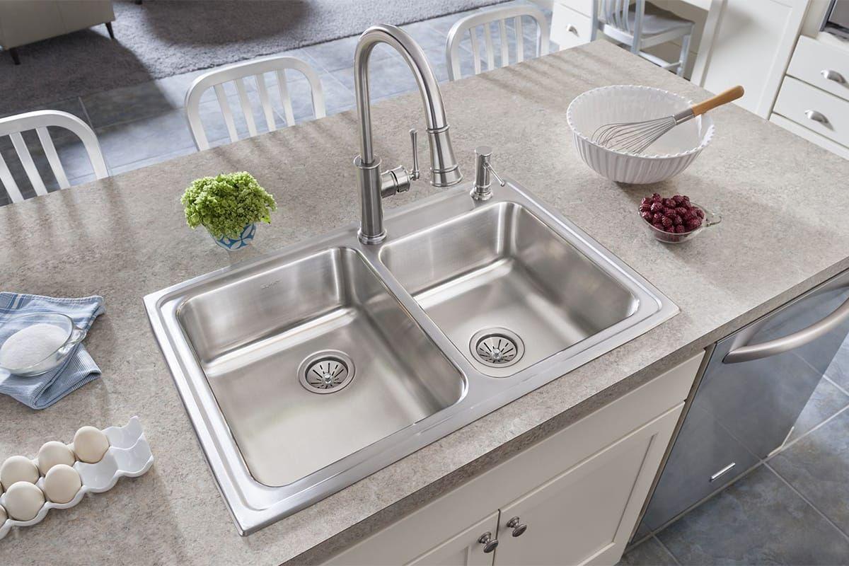 44+ Standard size kitchen sink info