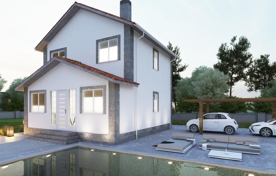 Salamanca 112 M2 Ytong Casas Design